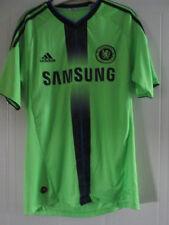 Chelsea 2010-2011 Away Football Shirt Size Small /38007