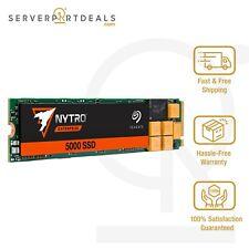 Seagate Nytro 5000 XP400HE30002 400GB PCIe Gen3 x4 M.2 22110 NVMe SSD