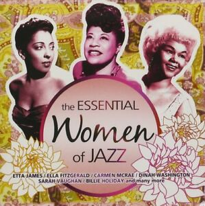 The Essential Women of Jazz   **NEW CD**