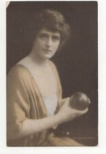 St James's Theatre London Eyes Of Youth Gertrude Elliott Vintage Postcard 828b