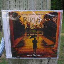 Ripley's Game, John Malkovich 2003 Score Ennio Morricone OOP Italian Import CD