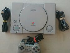 Sony PlayStation PS1 PSX Gray Console (SCPH-5501) TESTED