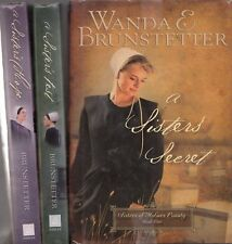 Sisters of Holmes County LOT 3 by Wanda E. Brunstetter (Hardcover) FREE SHIPPING