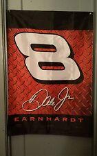 Dale Earnhardt Jr. Nascar Flag Banner