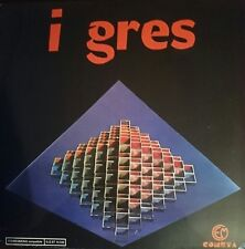 I Gres Vol. II LP Cometa Edizioni Musicali 2016 limited ed 400 vinyl reissue