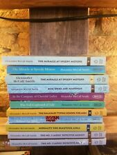 BUILD A LOT: Alexander McCall Smith Books CHOOSE TITLES