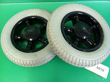 Wheels & Tires 3.00-8  Foam Filled AXS 7000 Power Chair~set of 2~ #8839