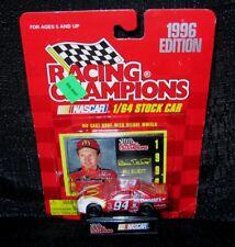 1996 NASCAR Racing Champions BILL ELLIOTT #94 (Factory Sealed; 1/64 Die Cast)
