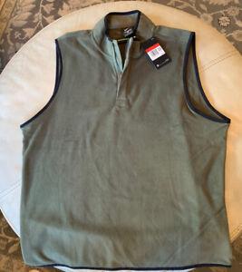 Nike Therma Victory Men's Golf Vest Jacket $65 CK6078-222 Size L Large