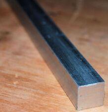 "12 "" / 300 mm lungo alluminio quadrato bar 1cm QUADRATO ASTA DA CHRONOS"