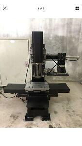 CNC Milling machine, CNC Fräsmaschine 200x100x200mm