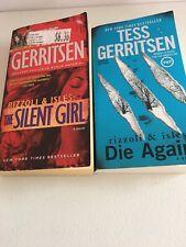 2 Tess Gerritsen Paperbacks