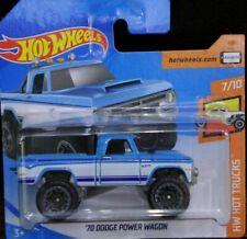 Hot wheels - GHC39 - HW Hot Trucks 2020  7/10 - 152/250 - '70 Dodge Power Wagon