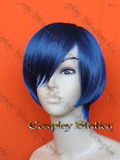 Persona 3 Minato Arisato Blue Cosplay Wig_wig234