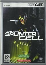 Tom Clancy's Splinter Cell EDICION CON 3 MISIONES ADICIONALES