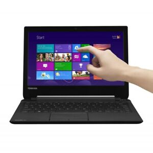 11.6 TOSHIBA LAPTOP WINDOWS 10 WEBCAM TOUCHSCREEN 4GB RAM HDD SSD ZOOM TEAMS