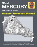 Haynes Nasa Mercury 1956 to 1963 (All Models) Owners' Workshop Manual : An In...