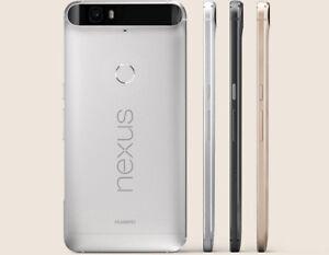 Nexus 6P A1 - 32GB - Black Silver Gold (Unlocked) Smartphone A