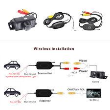 LCD Car Rear View Mirror Monitor Wireless Backup Reverse Camera Night Vision