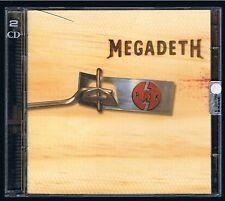 MEGADETH RISK - 2 CD F.C. CAPITOL SIGILLATO!!!