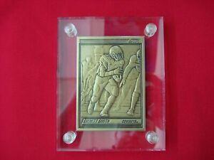 EMMITT SMITH 1995 BRONZE HIGHLAND MINT 1990 SCORE SUPPLEMENTAL MINT CARD (4570)
