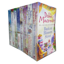 Debbie Macomber Collection 8 Books Set Pack Home for Christmas, Manning Sisters