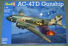 REVELL 1/48 DOUGLAS AC-47D GUNSHIP NEW MINT & SEALED