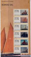 GB 2015 POST & GO STAMPS WORKING SAIL PRESENTATION PACK
