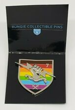 Official Destiny 2 True Colors Bungie's Pride Collectible Pin Sold Out