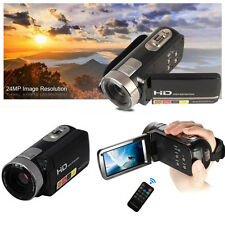 1080P Full HD 3.0 Inch LCD Touch Screen 24MP Digital Video Camera Camcorder DV
