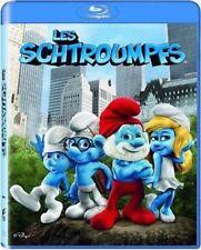Blu Ray : LES SCHTROUMPFS, Préparez-vous à voir la vie en bleu ! NEUF cellophané