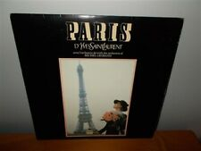 Michel Legrand . Paris D'Yves Saint Laurent . CBS Special Product . LP