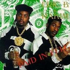 Eric B & Rakim Paid In Full CD NEW SEALED