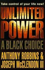 Unlimited Power: A Black Choice by Anthony Robbins, Joseph McClendon III