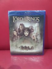 The Lord of the Rings: The Fellowship of the Ring (Blu-ray/DVD, 2010, 2-Disc Set