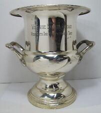 Vintage Wolverine Harness Raceway Horse Race Trophy Cup merch & manufacter trot