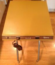 Vtg Kenco 750 Projector Portable Folding Table Stand - Film Movie Slides