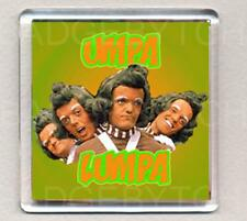 UMPA LUMPA square fridge magnet - WONKA COOL !