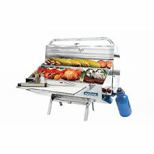 """Magma Gas Grill Monterey Infrared Gourmet Series A101225LS 12"""" x 24"""" Boat Grill"""