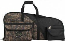 Tippmann Sports Paintball Marker Case Gun Bag Camo Black carrying case Free ship