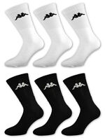 6 | 9 | 12 Paar KAPPA Sportsocken Tennissocken Arbeitssocken Herren Damen Socken