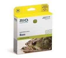 Rio MainStream Bass Fly Line, WF8F,  New