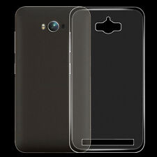 Ultra Thin Clear Crystal Soft TPU DIY Case Cover For ASUS Zenfone Max ZC550KL