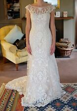Maggie Sottero Nanette Wedding Dress UK Size 8-10 Unworn Sample Sale rrp £1350