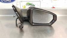 VOLKSWAGEN POLO 2018 OS DRIVER SIDE FRONT DOOR WING MIRROR 2GS857502 SEE PICTURE