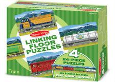 Melissa & Doug Cardboard Puzzles