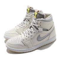 Nike Wmns Air Jordan 1 Zoom CMFT I AJ1 Pearl White Sail Women Shoes CT0979-107