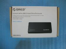"ORICO USB 3.0 SATA Mobile Hard Drive Enclosure Case For 2.5i"" HDD / SSD  2588US3"