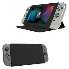 Stand And Type Case Cover For Nintendo Switch - Black By Orzly