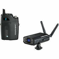 Audio-Technica ATW-1701 System 10 - Camera-Mount Wireless Microphone System NEW